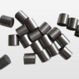 Porous Tungsten Cylinder